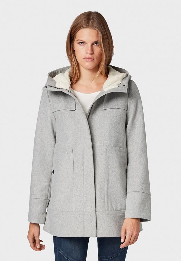 Пальто Tom Tailor Denim Tom Tailor Denim TO793EWGBPA0 цены онлайн
