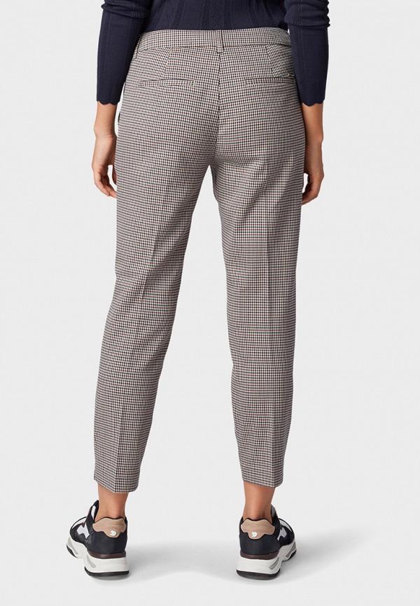 Фото 3 - женские брюки Tom Tailor Denim бежевого цвета