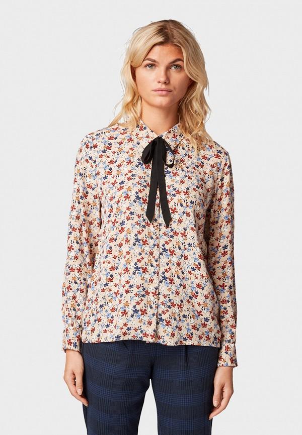 купить Блуза Tom Tailor Denim Tom Tailor Denim TO793EWGBPY0 по цене 4599 рублей
