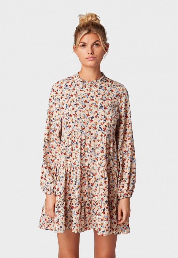 Платье Tom Tailor Denim Tom Tailor Denim TO793EWGBPY1 недорго, оригинальная цена