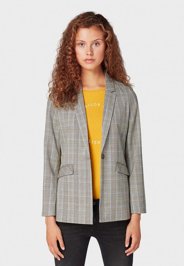 Пиджак Tom Tailor Denim