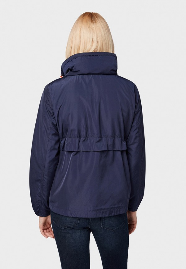 Фото 3 - Куртку Tom Tailor Denim синего цвета