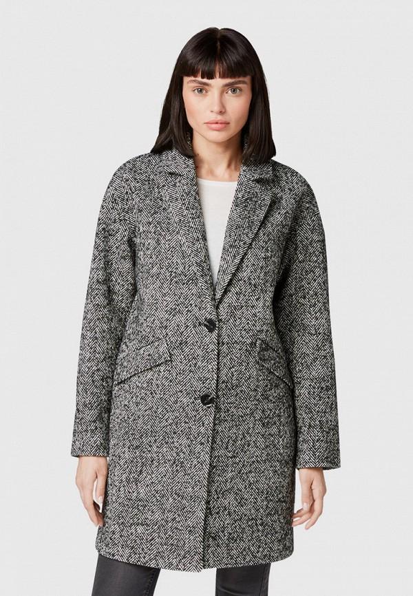 Пальто Tom Tailor Denim Tom Tailor Denim TO793EWGSHK1 цены онлайн