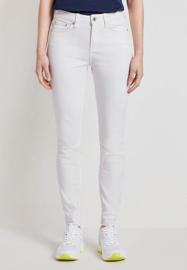 женские джинсы tom tailor, белые