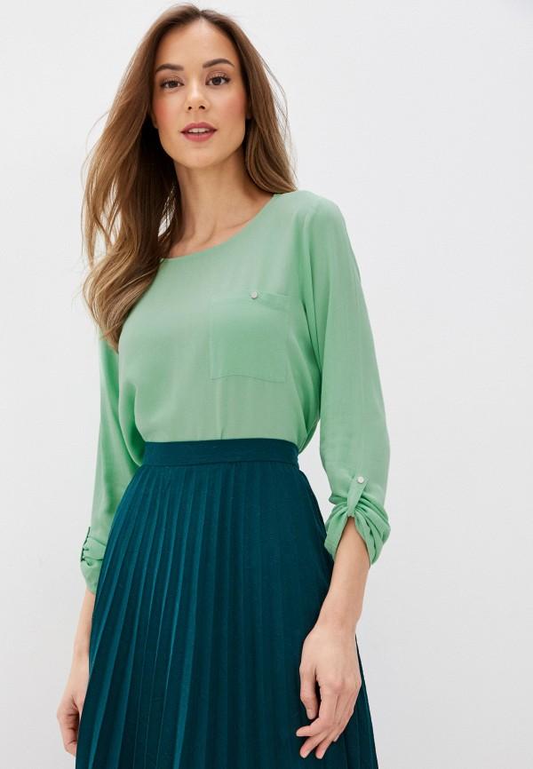 лучшая цена Блуза Tom Tailor Denim Tom Tailor Denim TO793EWIBJQ6