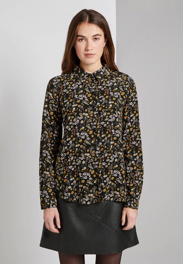 лучшая цена Блуза Tom Tailor Denim Tom Tailor Denim TO793EWIFHU7