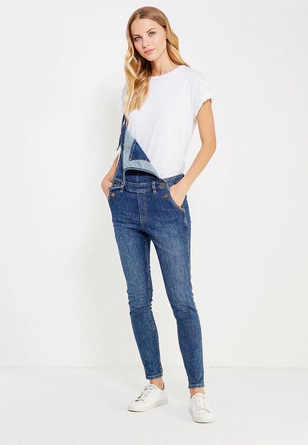 Комбинезон джинсовый Tom Tailor Denim Tom Tailor Denim TO793EWPZG74