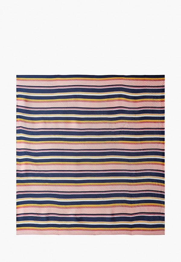 женский платок tom tailor, разноцветный