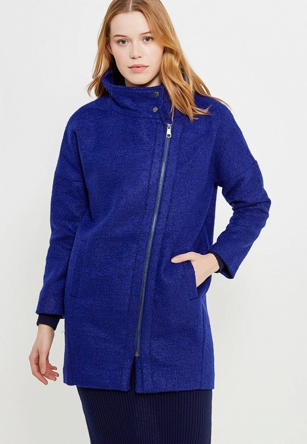 Пальто Top Secret Top Secret TO795EWAOKM3 black choker sleeveless crop top