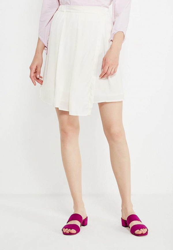женская юбка top secret, белая