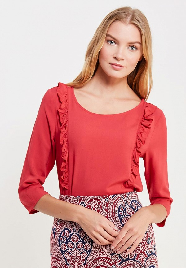 Купить Блуза Top Secret, TO795EWVSR38, коралловый, Весна-лето 2018