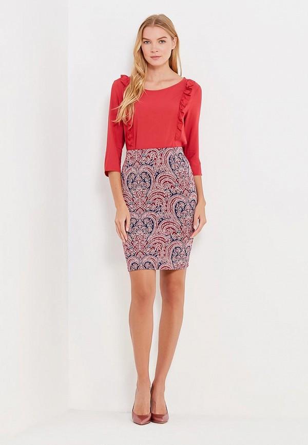 Фото 2 - женскую блузку Top Secret кораллового цвета
