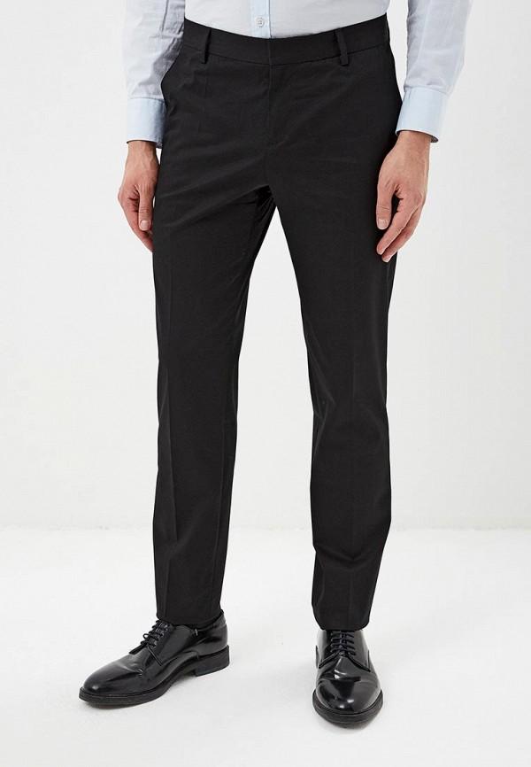 мужские повседневные брюки trussardi, черные