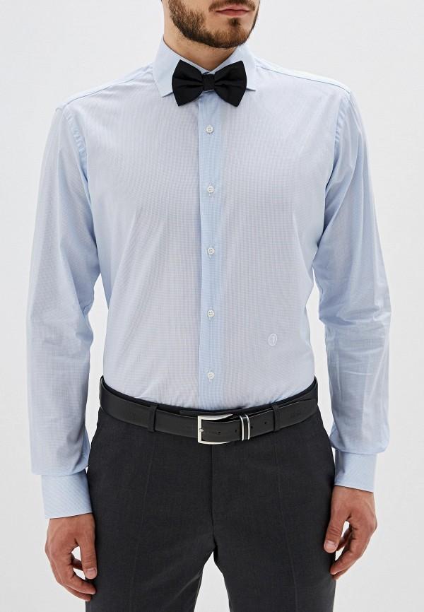 Рубашка Trussardi Trussardi TR002EMFLPF2 цены
