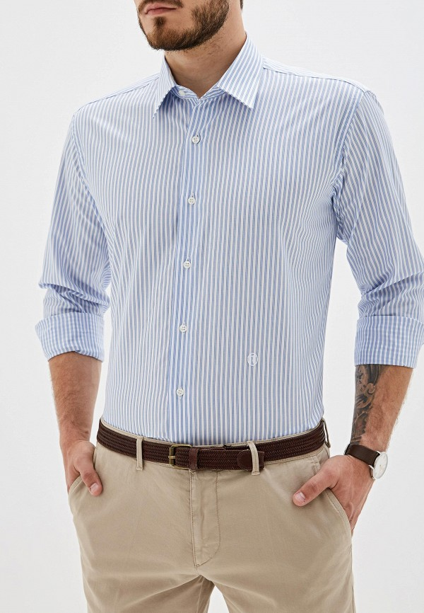 Рубашка Trussardi Trussardi TR002EMFLPF6 цены