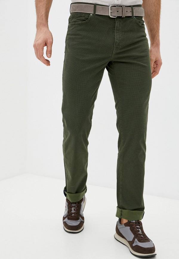 мужские повседневные брюки trussardi, хаки