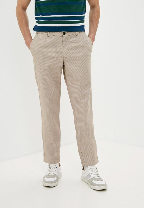 мужские повседневные брюки trussardi, разноцветные
