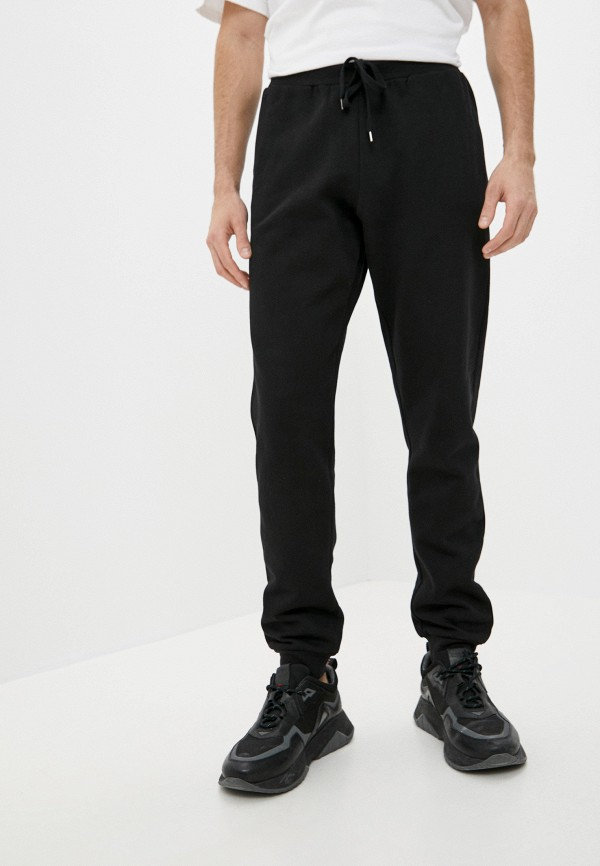 мужские спортивные брюки trussardi, черные