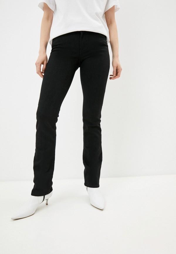 женские джинсы trussardi, черные