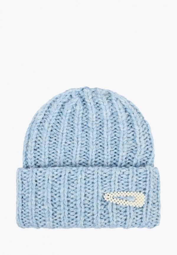женская шапка trendyangel, голубая
