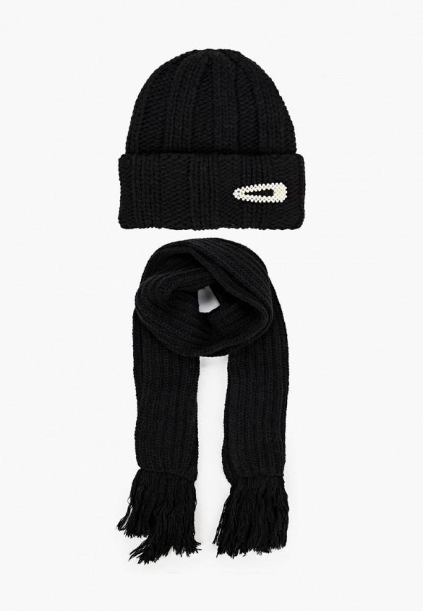 женский шарф trendyangel, черный