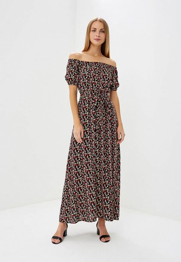Фото - женское платье TrendyAngel черного цвета