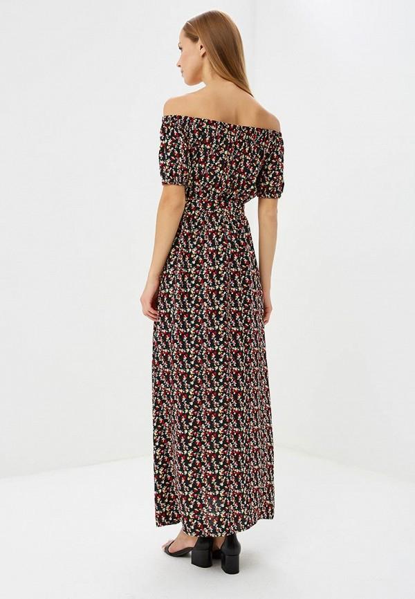 Фото 3 - женское платье TrendyAngel черного цвета