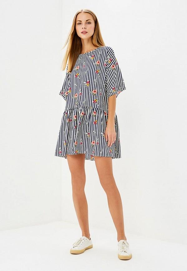 Фото 2 - женское платье TrendyAngel разноцветного цвета