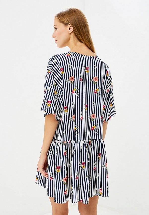 Фото 3 - женское платье TrendyAngel разноцветного цвета