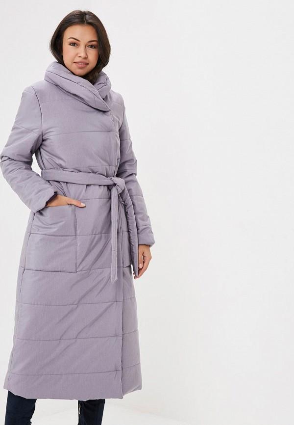 Куртка утепленная TrendyAngel, TR015EWCNQQ6, серый, Осень-зима 2018/2019  - купить со скидкой