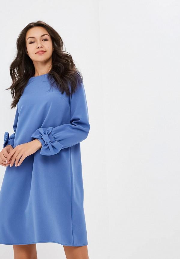 Купить Платье TrendyAngel, TR015EWCNQT5, голубой, Осень-зима 2018/2019
