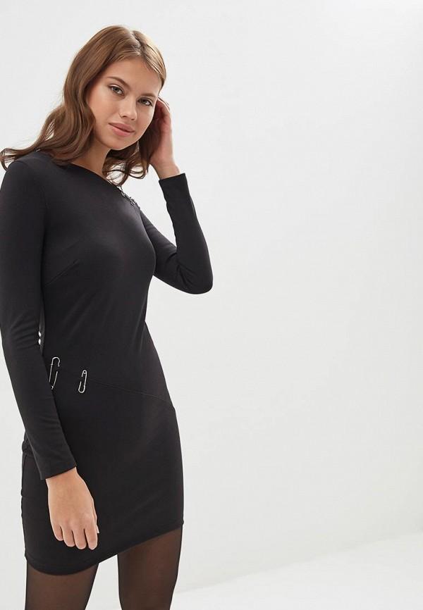 Купить женское платье TrendyAngel черного цвета