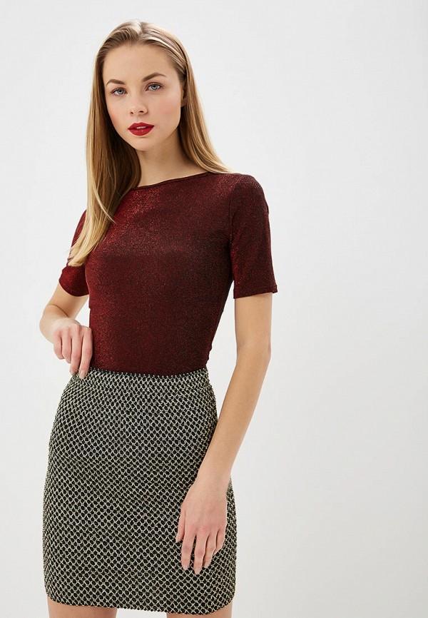 женская футболка trendyangel, красная
