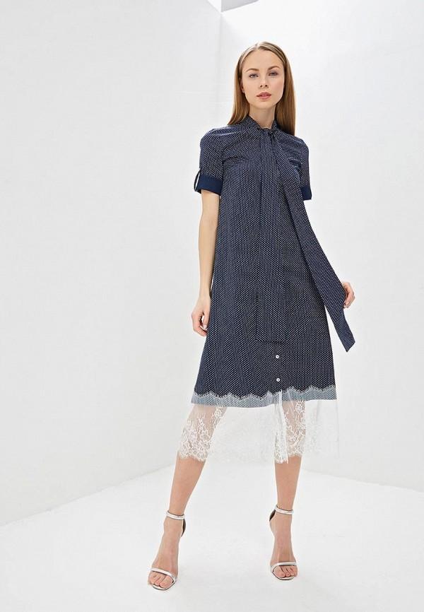 Фото - женское платье TrendyAngel синего цвета