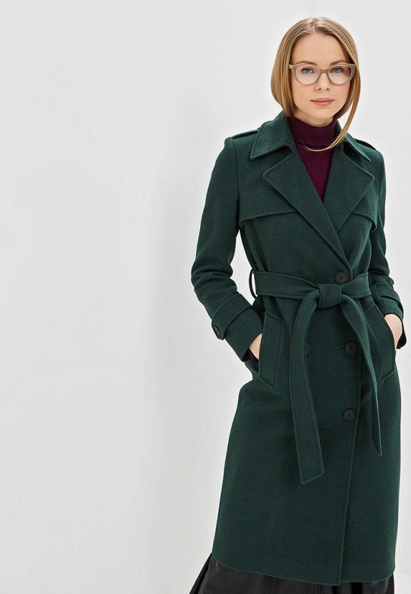 где купить Пальто TrendyAngel TrendyAngel TR015EWELBE1 дешево