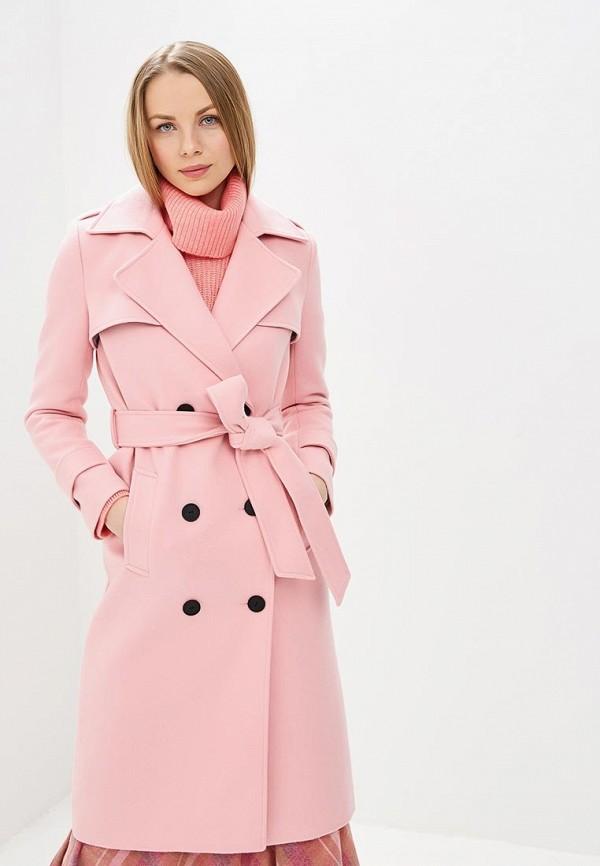 женское пальто trendyangel, розовое