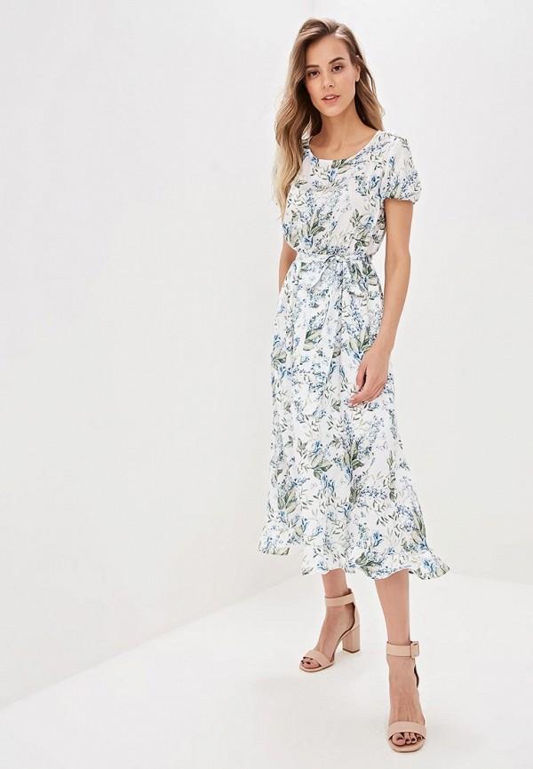 женское повседневные платье trendyangel, белое