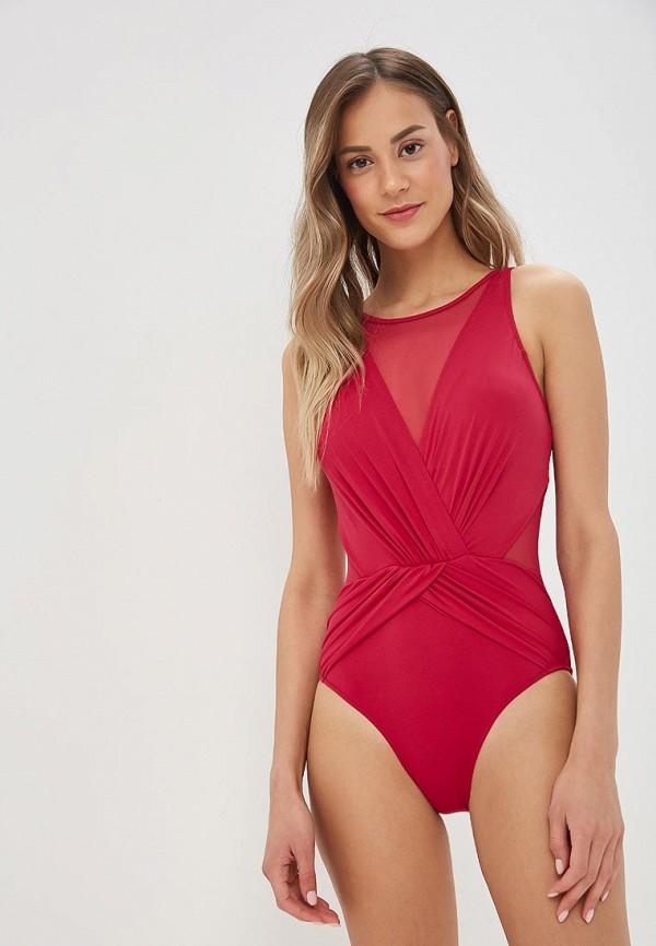 женский купальник trendyangel, розовый