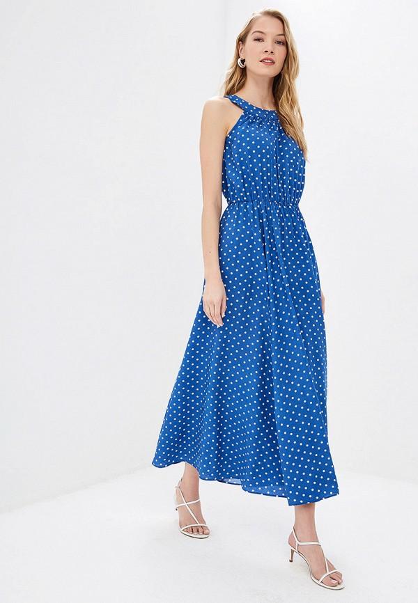женское повседневные платье trendyangel, синее