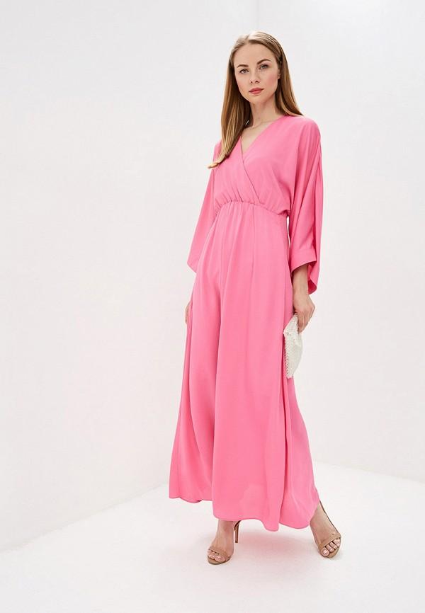 женское повседневные платье trendyangel, розовое