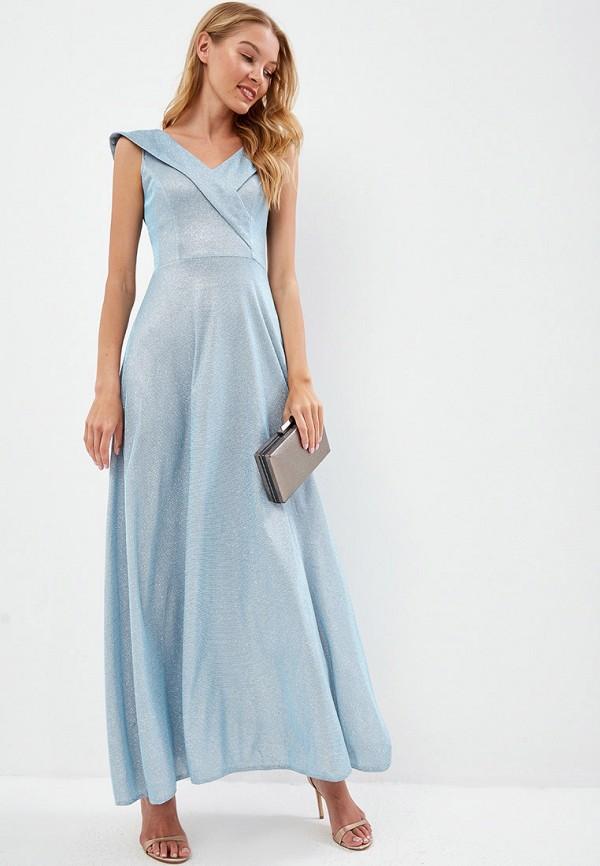 Платье TrendyAngel TrendyAngel TR015EWFLQU3 цена