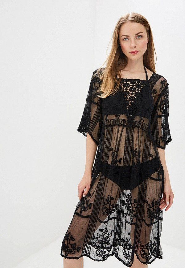Платье пляжное TrendyAngel TrendyAngel TR015EWFLQV1 платье trendyangel trendyangel tr015ewqlj38