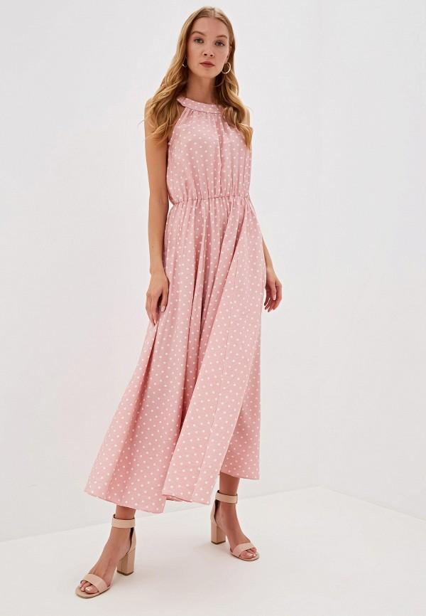 Фото - Женское платье TrendyAngel розового цвета