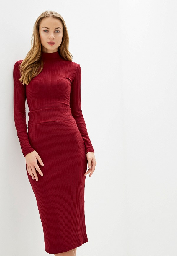 женский костюм trendyangel, бордовый