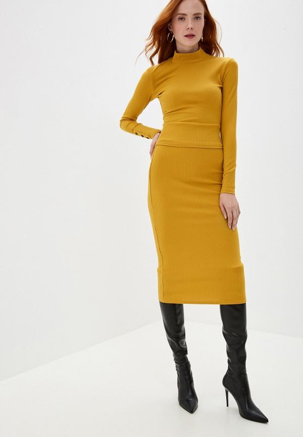 женский костюм trendyangel, желтый
