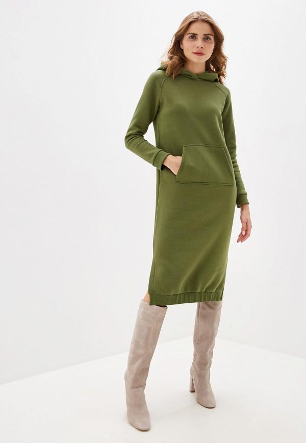 Платье TrendyAngel TrendyAngel TR015EWGTJR4 платье oodji ultra цвет темный хаки 14008020b 47999 6800n размер m 46