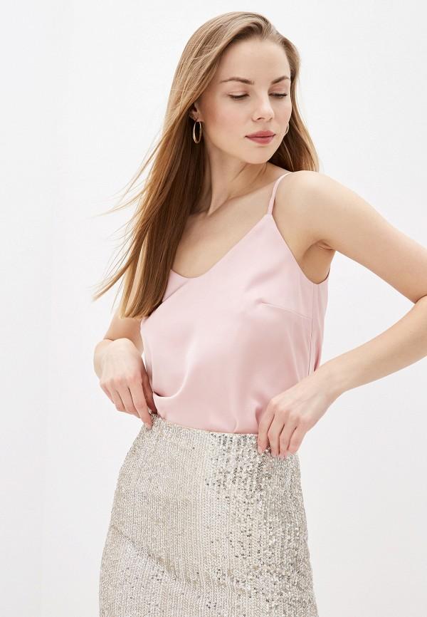 женский топ trendyangel, розовый