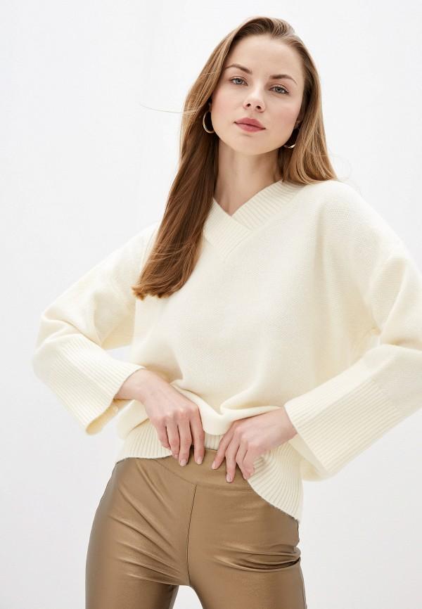 женский пуловер trendyangel, бежевый