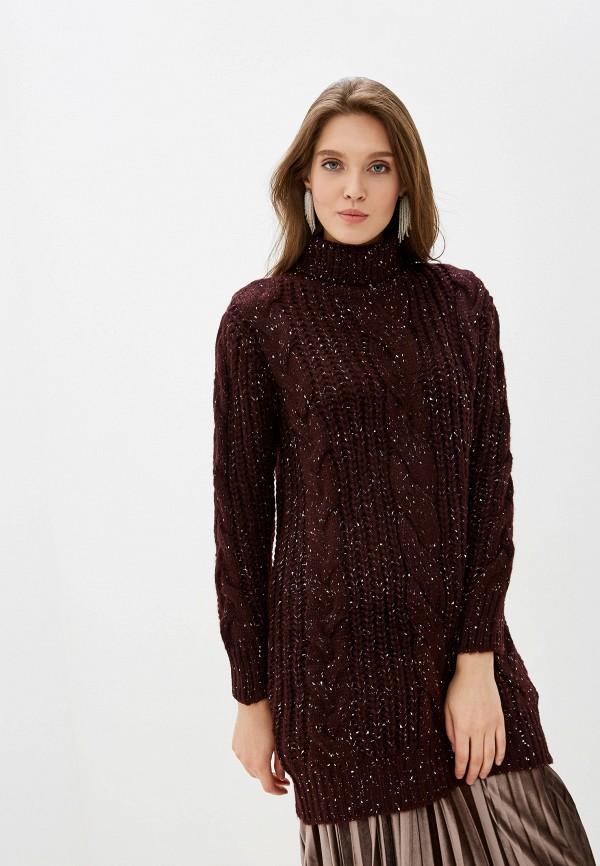 женский свитер trendyangel, бордовый
