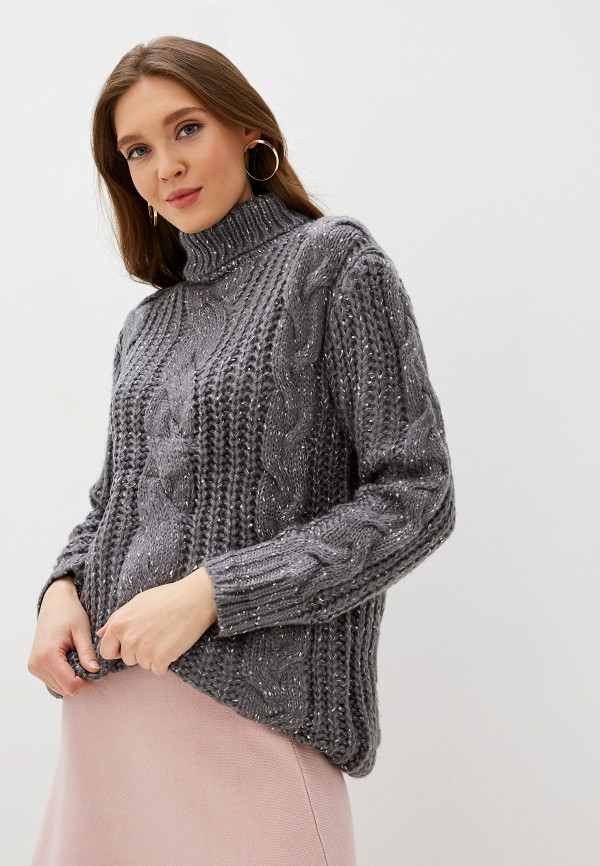 женский свитер trendyangel, серый